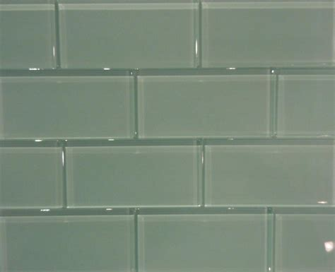 chagne glass glass subway tile backsplash white glass mosaic