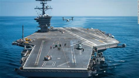 Flight From The U S S R u s navy s new 13b aircraft carrier can t fight