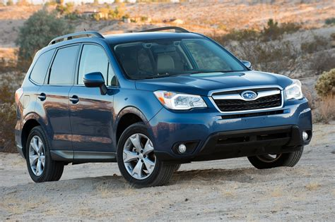 subaru forester touring 2014 subaru forester 2 0xt touring editors notebook