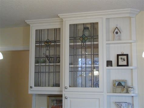 Kitchen Cabinets With Glass Doors Glass Kitchen Cabinet Doors Ideas Kitchenidease