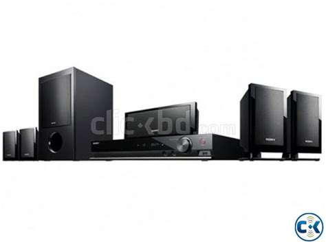 Sony Dvd Home Theater Dav Tz140 sony 5 1 home theater system dav tz140 clickbd