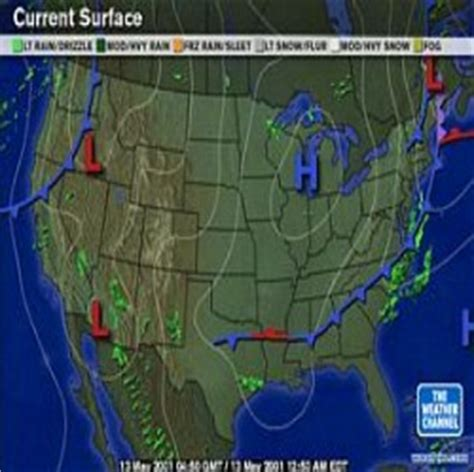 us weather map current temps radars maps