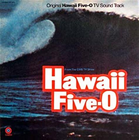 hawaii five o figure tv soundtracks hawa 239 d etat