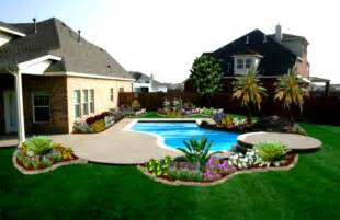 Backyard Ideas Around Pool Amazing Backyard Pool Designs Swimming Design Pools Small