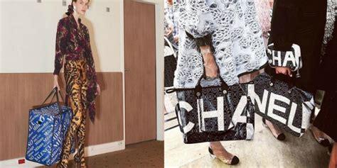 Fashion Ukuran Besar Fashion Alert Tas Ukuran Besar Happening Tahun Depan