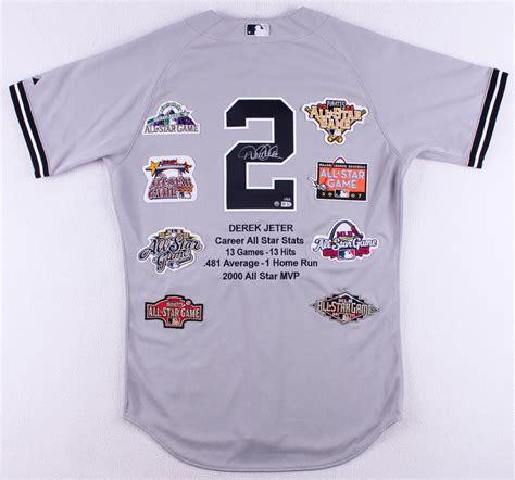 Jersey Away 1 sports memorabilia auction pristine auction