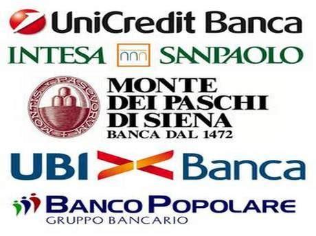 loghi di banche banche italiane ok ai test della bce intermarketandmore