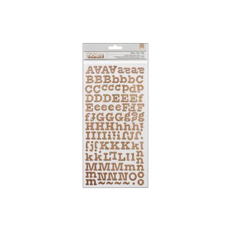 Memo Stickers thickers memo letter stickers jackies craft store