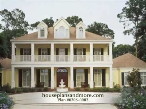 french creole house plans french creole acadian homes video house plans and more
