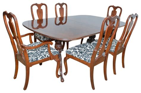 drexel heritage dining room table   chairs dining tables nashville  area