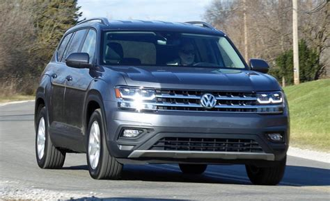 short report  volkswagen atlas  review ny daily news