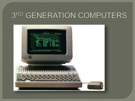which generation of computer made use of integrated circuit which generation of computers made use of integrated circuits 28 images third generation