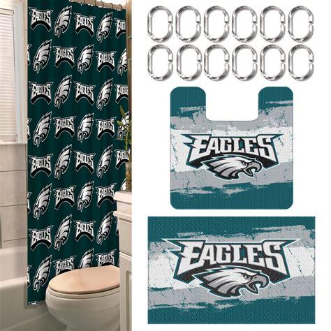 eagles bathroom set nfl philadelphia eagles bathroom set