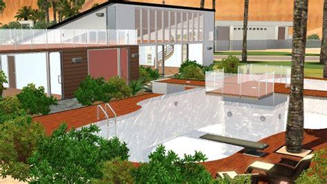 fidji 187 sims 3 modern houses house plans pinterest 17 best ideas about sims 3 on pinterest house design