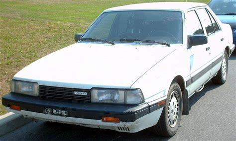 mazda 626 fuel consumption mazda 626 2 0 1987 auto images and specification