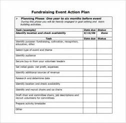 Event Plan Template by Event Planning Template 5 Free Word Pdf Documents