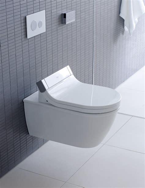 Duravit Starck 3 Toilet 2328 by Duravit Starck 3 Wall Mounted Toilet With Sensowash Seat 620mm
