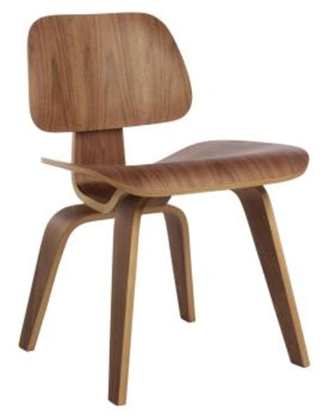Eames Dining Chair Wood Replica Charles And Eames Dcw Dining Chair Wood Walnut Chairs