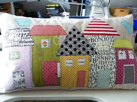 House Pillows by House Pillow Crafts To Make