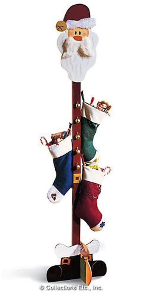 stocking holders no fireplace mantel no problem