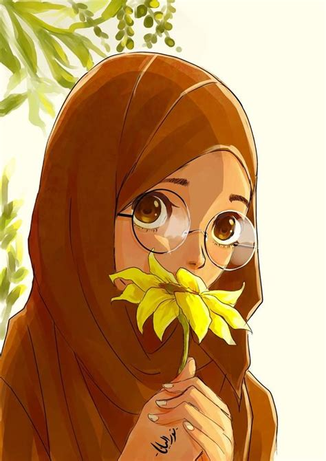 anime islam 59 best hijab animasi images on pinterest anime muslim