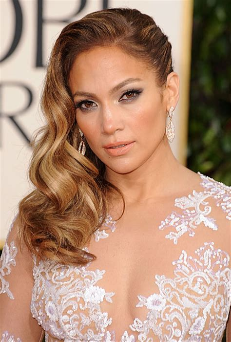 hair dos at the golden globes jlo wedding hairstyles golden globes 2013 jennifer lopez