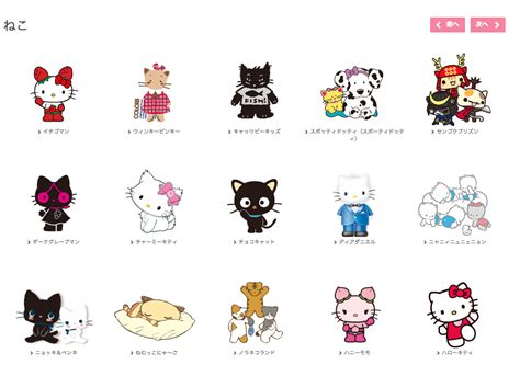 hello kitty character wallpaper image gallery hello kitty characters
