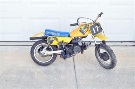Jr 50 Suzuki Suzuki Jr 50 Scrambler For Up At Location Only
