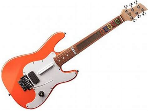 Guitar Now Available For Xbox 360 by Xbox 360 Gets An All New Guitar Wireless Controller From