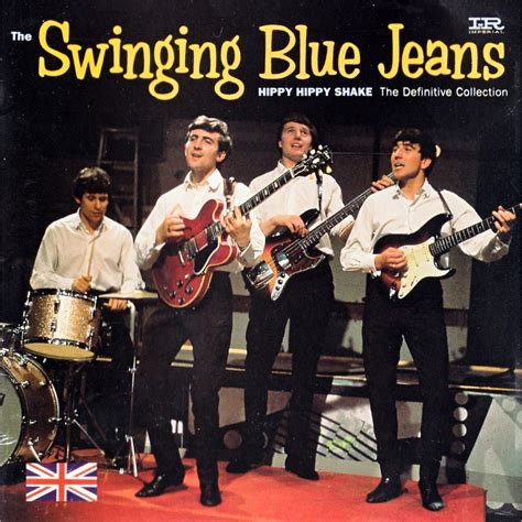 swinging blue jeans hippy hippy shake the definitive collection the