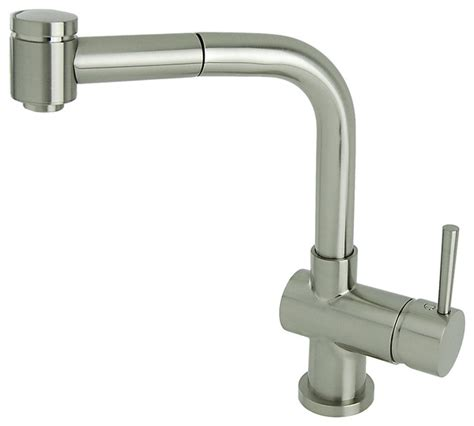 kitchen faucet industrial modern industrial pull out kitchen faucet brushed nickel