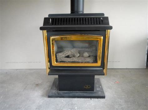 Free Standing Gas Log Fireplace by Osburn Free Standing Gas Fireplace Saanich Sidney