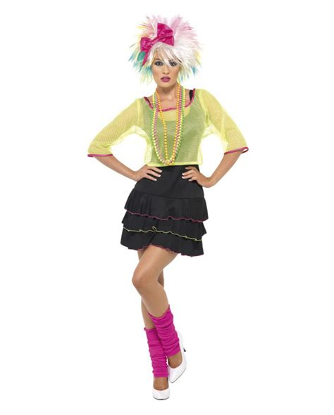 80s Theme Party Costumes | 80s disco costume for women aftermarket 80s theme party