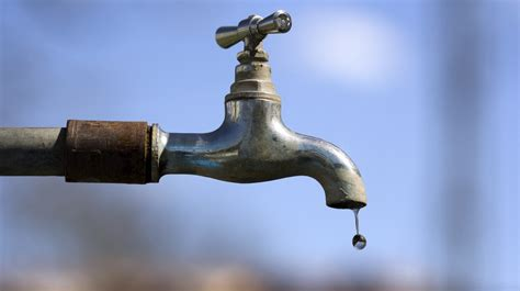 How To Change An Outdoor Faucet White Rock Changes How It Cleans Its Water Supply News 1130