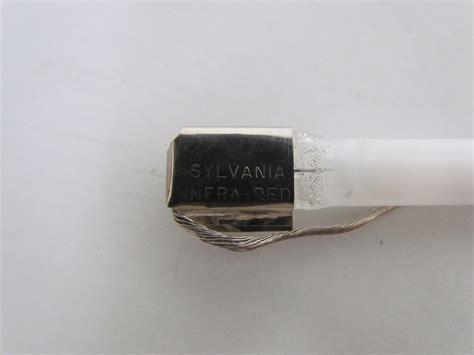 Sylvania Infrared Heat L by Sylvania J548 Quartz Infrared L 2500w 480v 28 7 8 Quot