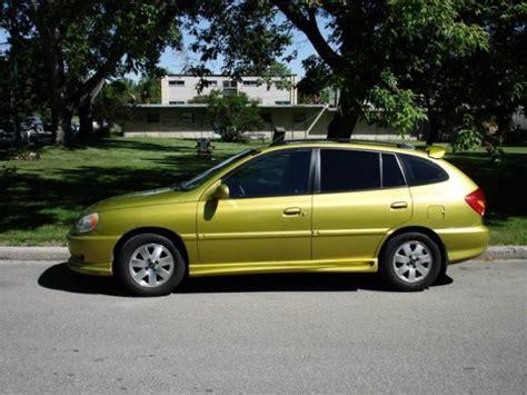 kia cinco 2002 kia cinco wagon kia colors