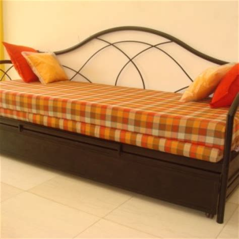 sofa cum bed india online diwan cum bed with storage oliver metal furniture
