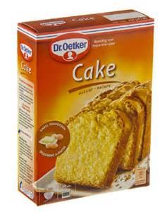 kuchen dr oetker dr oetker mix voor cake cakemix 400 gr