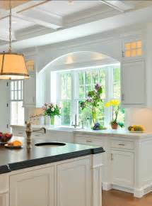 kitchen window ideas gambrel shingled home home bunch interior
