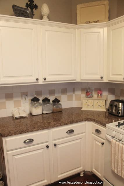 Kitchen Backsplash Tile Tx Decor Subway Tile Backsplash Reveal
