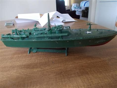 pt boat used in mchale s navy movie the pt boat channel at imodeler 9 articles imodeler