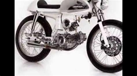 foto sepeda motor modifikasi foto modifikasi motor classic terkeren dan terbaru