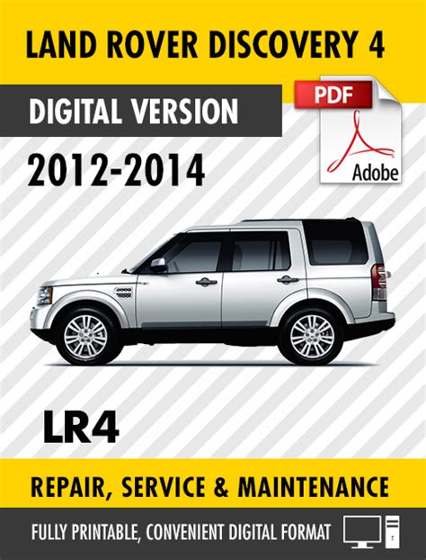car maintenance manuals 2010 land rover discovery lane departure warning service manual 1995 land rover discovery how to