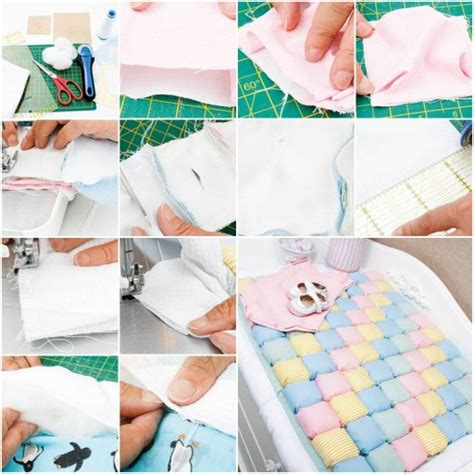 How To Build A Baby - how to make baby change rug step by step diy