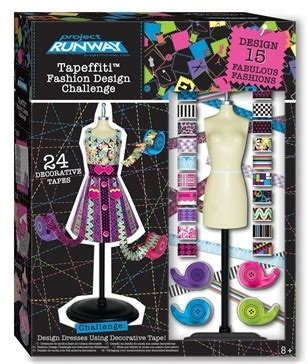 fashion design kits for tweens new fashion angels project runway collection hits store