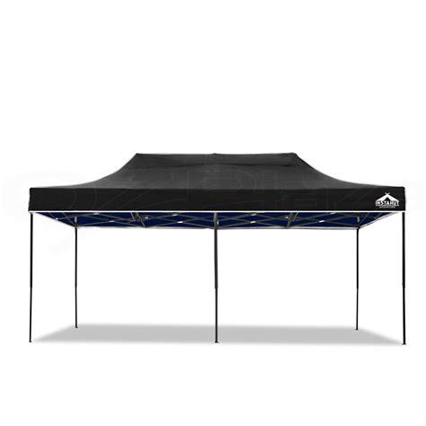ebay gazebo instahut 3x6m outdoor gazebo folding marquee tent canopy