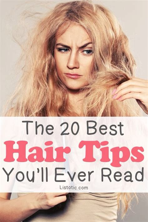 20 Best Kept Hair Secrets by 20 Of The Best Hair Tips Trusper