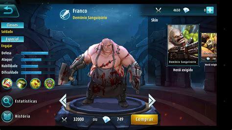 mobile poen mobile legends 5v5 moba jogando o 243 i franco