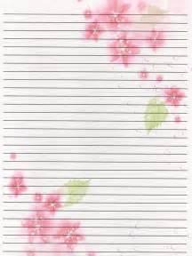 Borders and free printable border lined writing paper sawyoo com
