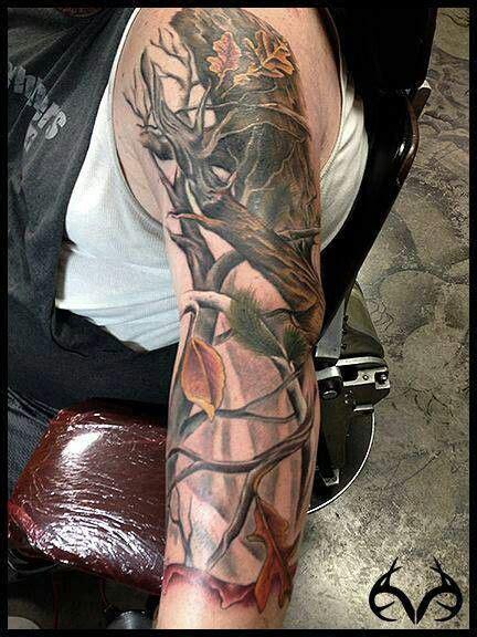 camo rip tattoo awesome looks so life like inkspirational ideas